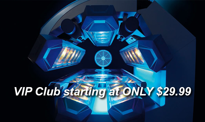 Join the VIP CLUB!