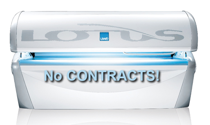 No Contracts!